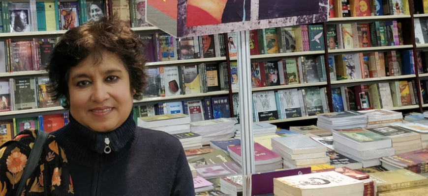 Bangladeshi Writer-In-Exile Taslima Nasreen: 'Every Nation Needs To Create Laws Against Fatwas [Islamic Decrees],' 'We Can't View Women With The Lens Of The Barbaric Arabs'