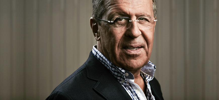 Russian FM Lavrov: According To New U.S. National Defense Strategy, 'After WWII, The U.S. And Its Allies Created A New World Order, Which Russia And China Are Undermining From Within'
