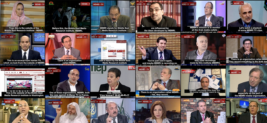Special Video Compilation Marking 20th Anniversary Of MEMRI's Founding Features Clips Of Commentary On Arab And Iranian TV About MEMRI And Its Impact