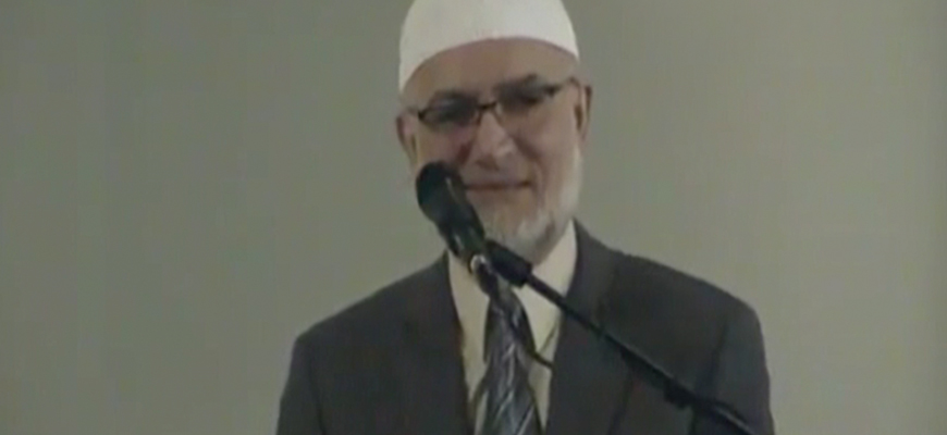 Canadian Imam Munir Elkassem: MEMRI 'Cuts And Pastes' My Sermons; 'Jihad Is Not Fighting; Jihad Is A Very Noble Principle Where We Exert Energy To Effect Goodness'