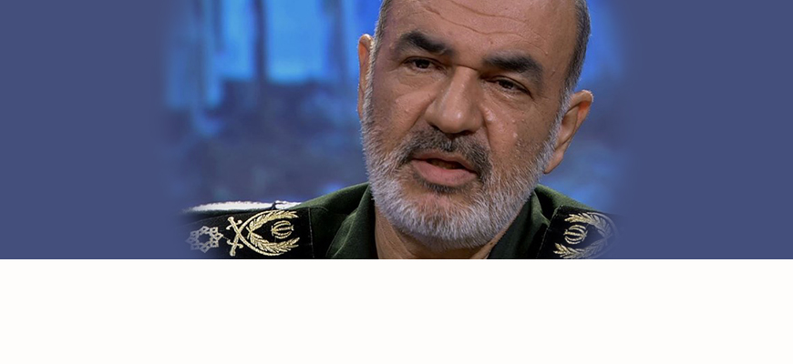 IRGC Deputy Commander Salami: 'We Realized That We Had To Improve The Accuracy Of [Our] Ballistic Missiles And Acquire The Ability To Attack [U.S.] Aircraft Carriers'