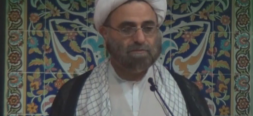 Houston Friday Sermon By Imam Ghulam Hurr Shabbiri: Israel Causing A Holocaust In Gaza, Netanyahu One Of The Worst Hitlers In This World, 'This Regime Will Be Washed From The Map... The Zionist Regime Will Not Exist In This World... The Flag Of Islam Will Be The Flag Of Victory' – Archival