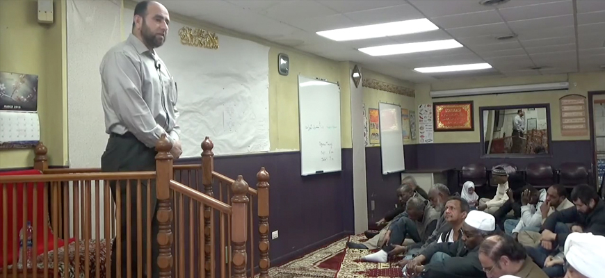 Chicago Friday Sermon – Dr. Ashraf Nusairat Calls Upon Women Not To Be 'Led Astray' By Western Colonialist Notions Of Equality
