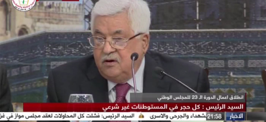 Palestinian Authority President Mahmoud Abbas: Holocaust, Massacres Of European Jews Due To Their Function In Society As Usurers; Hitler Struck A Deal With The Jews