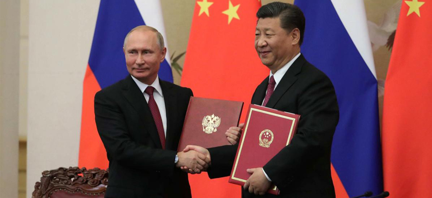 Russia-China Relations – Gazeta.ru: Russia And China Need Each Other More Than Ever In The Context Of Trade War Against The U.S.