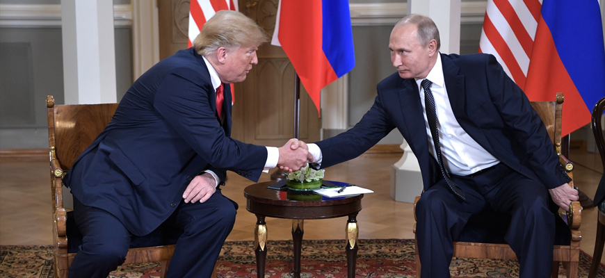 Trump-Putin Meeting In Helsinki – Putin: 'The Cold War Ended Long Ago' – Part I