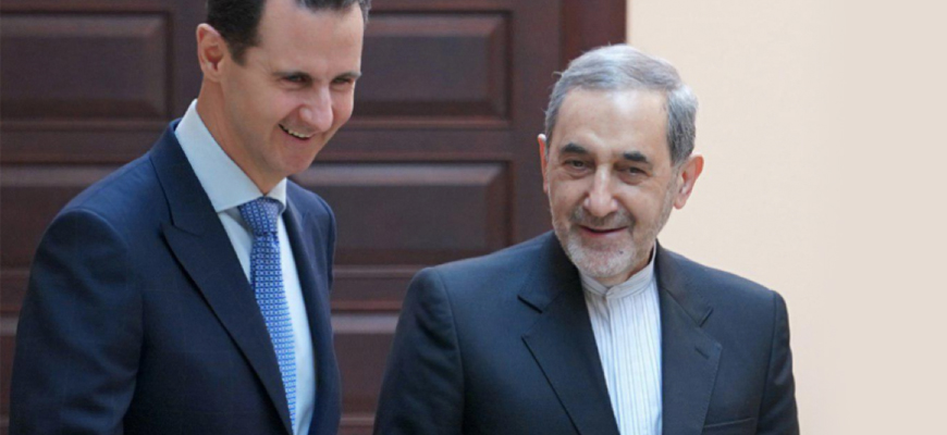 Article In Syrian Pro-Regime Daily Rebuts Statements By Iranian Supreme Leader Advisor Velayati: Iran Has No Right To Take Credit For The Fact That Syria Has Not Fallen