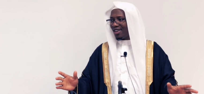 DMV-Area Imam Sulaiman Jalloh: Allah Willing, America Will Be A Muslim Nation, Islam Is The Solution To The World's Problems
