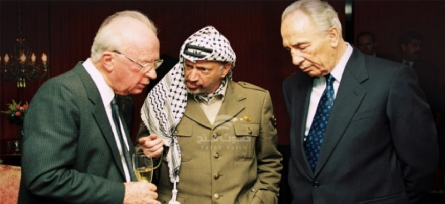 Senior Palestinian Journalist: Arafat Told Me He Went Along With Oslo Accords Because It Would Make 'The Jews... Leave Palestine Like Rats Abandoning A Sinking Ship'