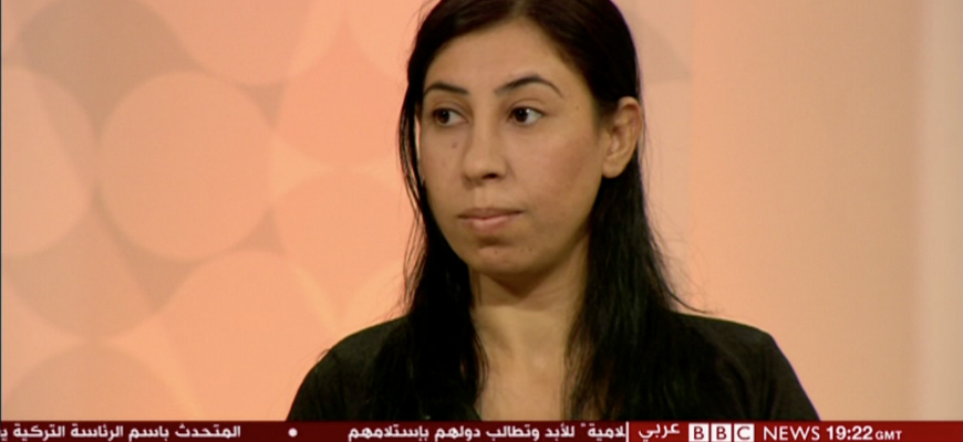Leyla Talo, Yazidi Woman Sold Eight Times As Sex Slave By ISIS, Recounts Her Harrowing Story