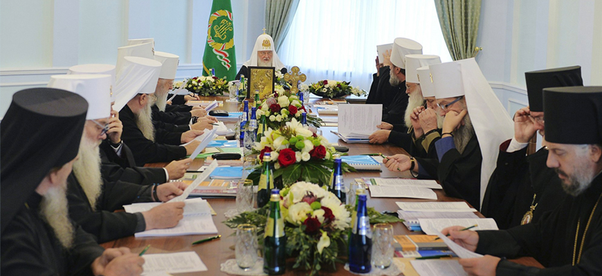 'Nezavisimaya Gazeta': The Moscow Patriarchate Strives For Complete Single-Mindedness; The Russian Church Is Demonstrating A Categorical Refusal To Compromise