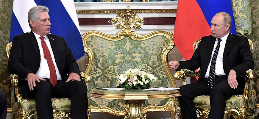 Russia In The World – Russia-Cuba Relations: The Reinvigoration Of An Alliance