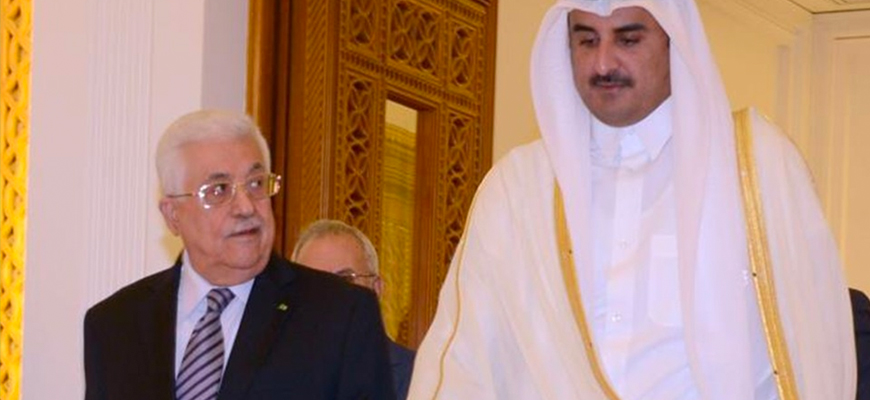 Palestinian Authority Furious At Qatar For Financing Hamas, Accuses It Of Perpetuating Palestinian Schism, Serving U.S. And Israeli Interests