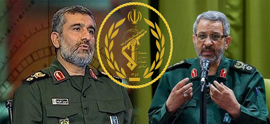 IRGC Commanders Threaten U.S. With Missile, Drone, Cyber Capabilities