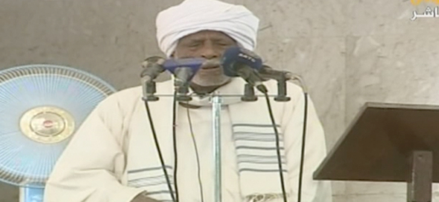 Khartoum Friday Sermon By Sheikh Muhammad Tannoun Cites 'Protocols Of The Elders Of Zion,' Says: The Jews Are Behind Every War; The War With Them Is Not Of Borders But Of Faiths; 'Oh Allah, Count Them One By One, Kill Every Last One'