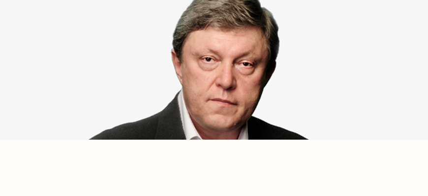 Russian Liberal Politician Yavlinsky's Year In Review: Putin And The Void