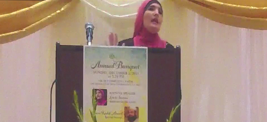 Palestinian-American Activist Linda Sarsour: The Prophet Muhammad Was A Human Rights Activist; We Don't Need The West To Teach Us About Feminism