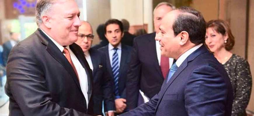 Article In Egyptian Government Daily: Pompeo's Speech In Cairo Was Full Of Arrogance And Lies