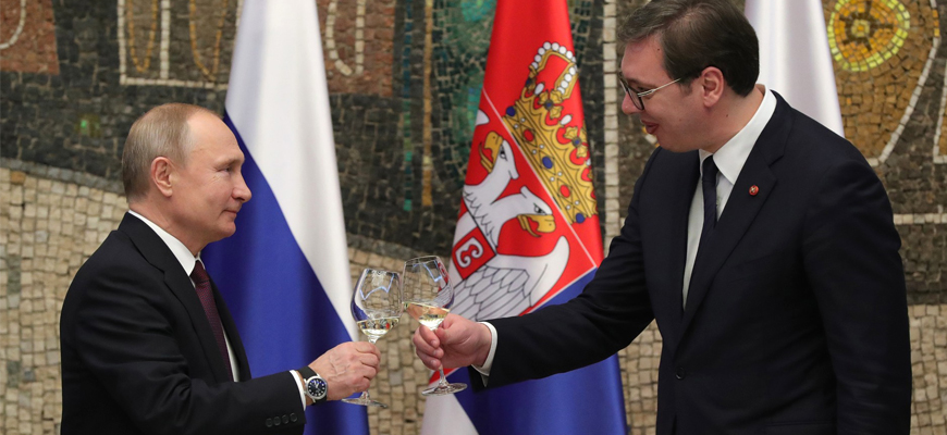 Putin's Visit To Serbia A Rousing Success; No One Expected Otherwise