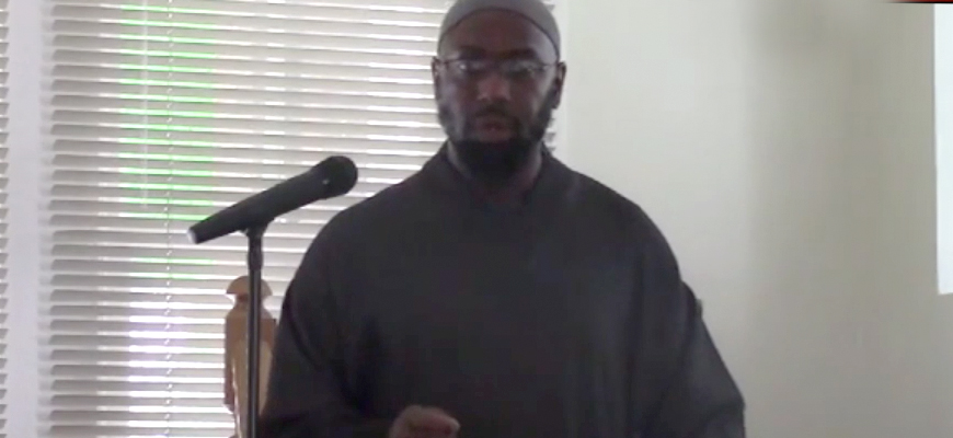 Pittsburgh Imam Naeem Abdullah In Lectures And Sermons: Jews 'Run Everything,' 'Have All The Money,' And Are Cowards; Allah Changed Some Jews Into Apes And Pigs; White Supremacy Has Co-Opted Judaism And Christianity; 'Modern-Day Corrupt Scholars' Call Offensive Jihad Invalid; [U.S. National Who Pleaded Guilty On Al-Qaeda Charges] Tarik Shah Was My Housemate In NY And 'One Of My Wazirs [Deputies]'