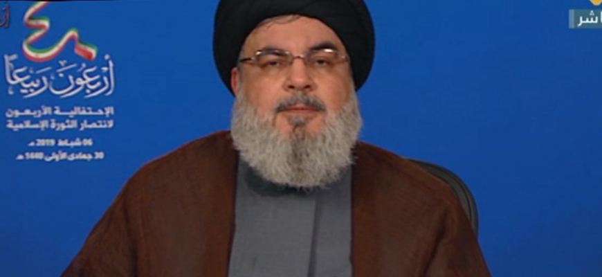 Hizbullah Leader Nasrallah: I Am Willing To Go To Iran And Bring The Lebanese Army Air Defenses, Anything It Needs To Become Strongest Army In The Region