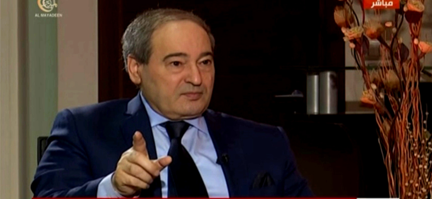 Syrian Deputy FM Faisal Mekdad: Syria Has The Right To Employ Armed Struggle To Liberate Golan Heights; Syrian Army Is Now Trained And Ready For Any Challenge