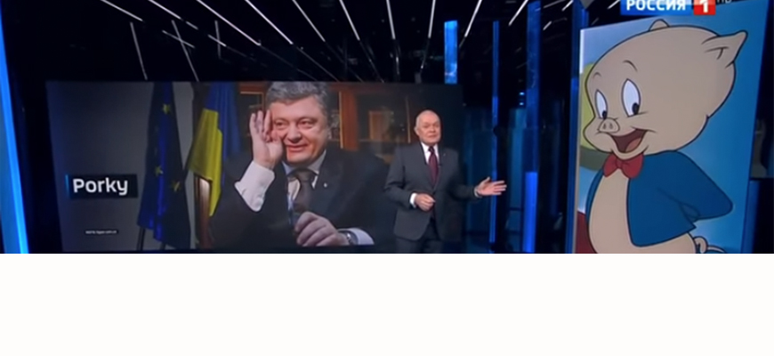 A Russian Perspective On The Ukrainian Elections – Russian TV Anchor Kiselev: If 'Porky' [Poroshenko] Wins A Second Term It Will Be Mayhem