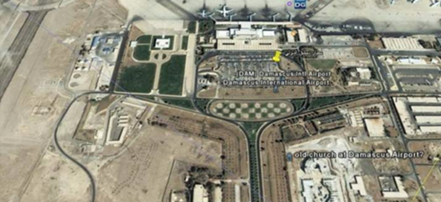 Lebanese Anti-Hizbullah Daily: Iran Has Evacuated Bases, Weapons Depots, Near Damascus International Airport For Fear Of Israeli Attacks – And Will Operate Out Of Airport Near Syria-Lebanon Border