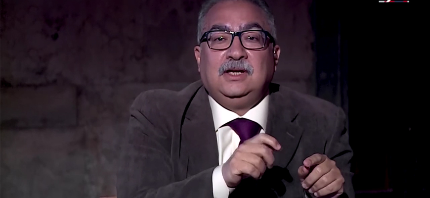 Egyptian Journalist Ibrahim Eissa: Islamic Terrorism Will End Only When Muslims Stop Trying To Restore Their Past
