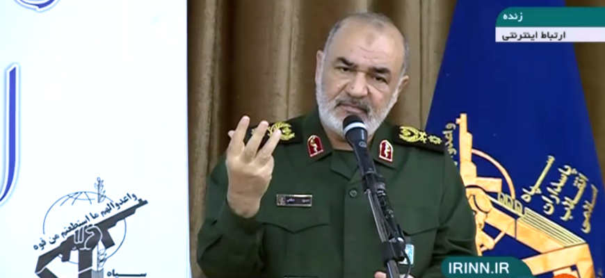 Dozens Of MEMRI TV Clips Of Newly Appointed Islamic Revolutionary Guard Corps (IRGC) Commander Gen. Hossein Salami From 2005 – 2019 Available To View On MEMRI Website And Social Media Pages