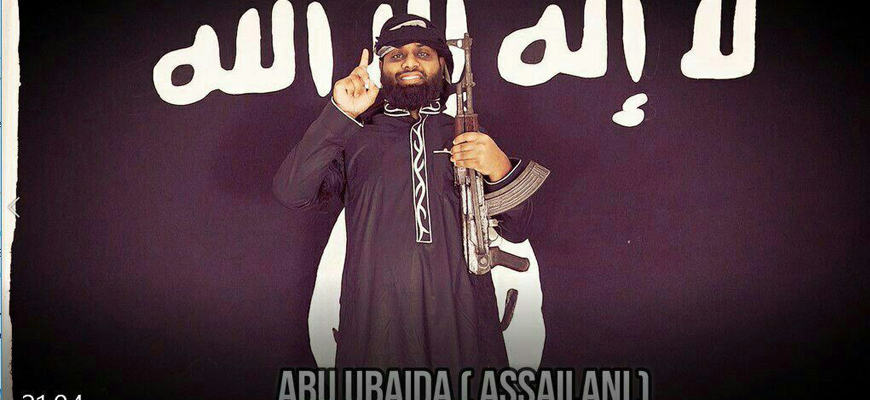ISIS Supporter Shares Photos Of Alleged Sri Lanka Bombers