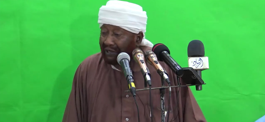 Sudanese Clerics Appeal To Military Council To Instate Islamic Law: A Caliphate Should Be Established; Sudan Belongs To The Muslims, 'Communist Infidels' Cannot Bring About Reform