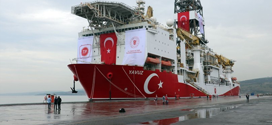 Turkish Pro-Government Daily: Turkish Oil Exploration Ship Sent To North Cyprus Is 'An Ottoman Frigate, A Barbaros Vessel' And Part Of A Great Showdown Like Battles Of Lepanto, Preveza