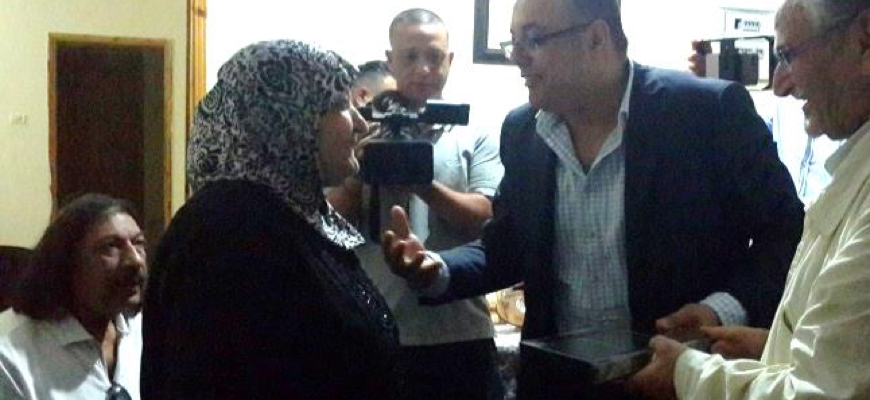 Palestinian Culture Minister To Mother Of Six Terrorists: You Are A Model Of Defiance Against Israel