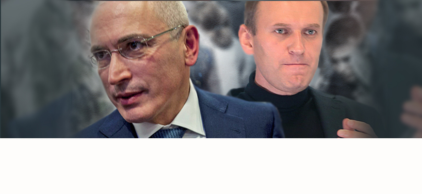Conservative Orthodox Media Outlet Tsargrad TV: Navalny And Khodorkovsky Are Devastating The Opposition