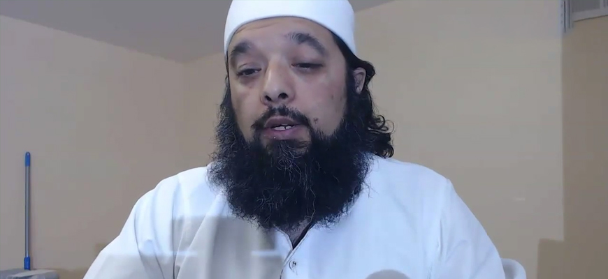 Chicago Islamic Scholar Omar Baloch: Israel Arms And Trains ISIS, Uses It To Destabilize The Region, Advance Its Plans For 'Greater Israel,' Alienate Muslims From Concepts Of Jihad, Islamic State