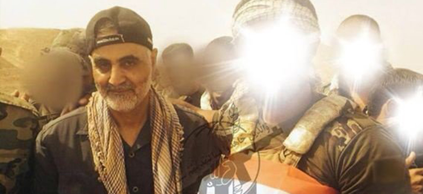 Archival: Iranian Campaign Touts IRGC Qods Force Commander Qassem Soleimani As 'Savior Of Iraq'; Soleimani: Iran Has Thousands Of Organizations Like Hizbullah; I Pray To Die A Martyr