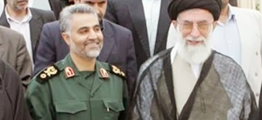 Archival: IRGC Qods Force Commander Soleimani: 'War Is A Grand School For Love, Morals, [And] Loyalty'