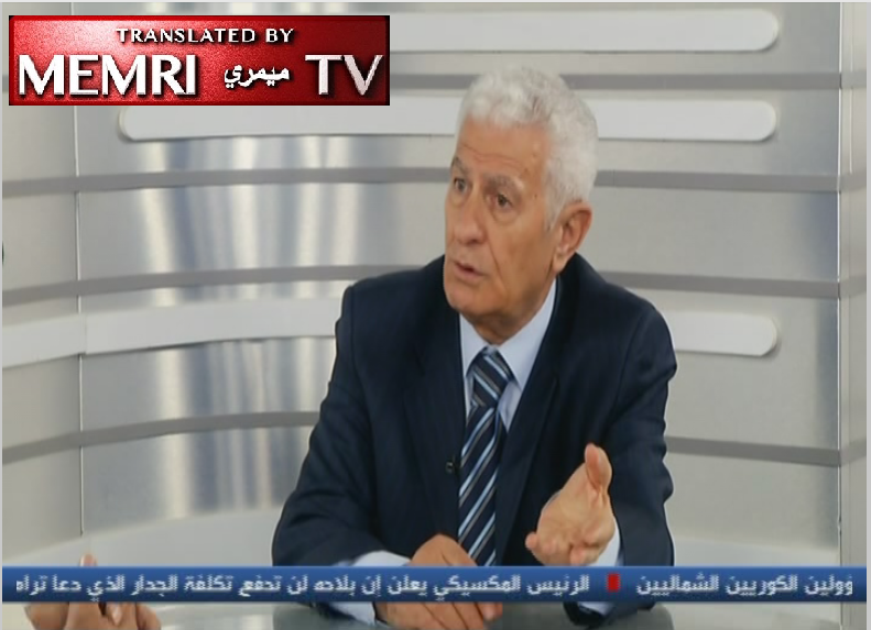 "Fatah Official Abbas Zaki: ""Americans in Iraq should have both their legs broken"""
