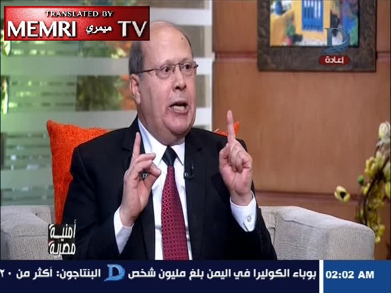 Political Activist Abdel-Halim Qandil: Egypt Deceived Israel, Used Terror as Pretext to Send Forces to Sinai Demilitarized Zones