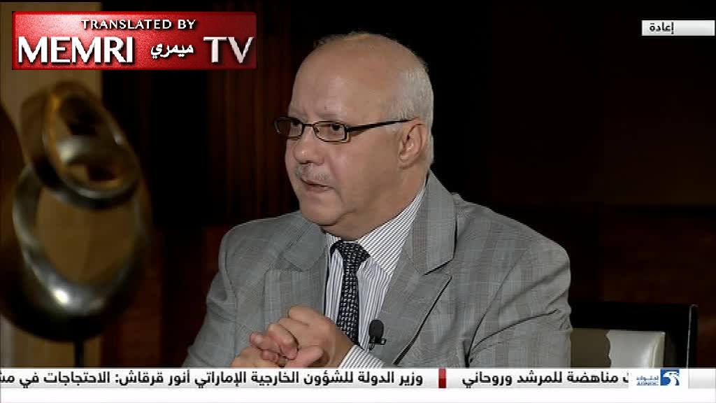 Moroccan Author Abdelilah Belkziz: The Jihadi Groups Were Born from the Womb of Our Society, the West Only Uses Them