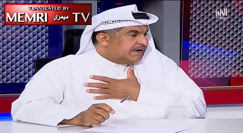 Kuwaiti Writer Abdullah Al-Hadlaq: Israel Is a Legitimate State, Not an Occupier; There Was No Palestine; I Support Israel-Gulf-U.S. Alliance to Annihilate Hizbullah