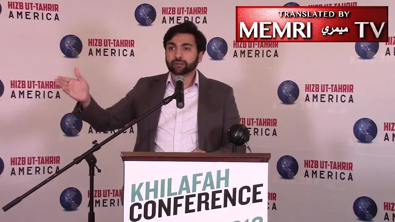 Dr. Abdur-Rafay of Hizb-ut-Tahrir America:  The West Has Launched a New Crusade – to Uproot Islam from the Souls of Muslims and Instill Them with Social Liberalism