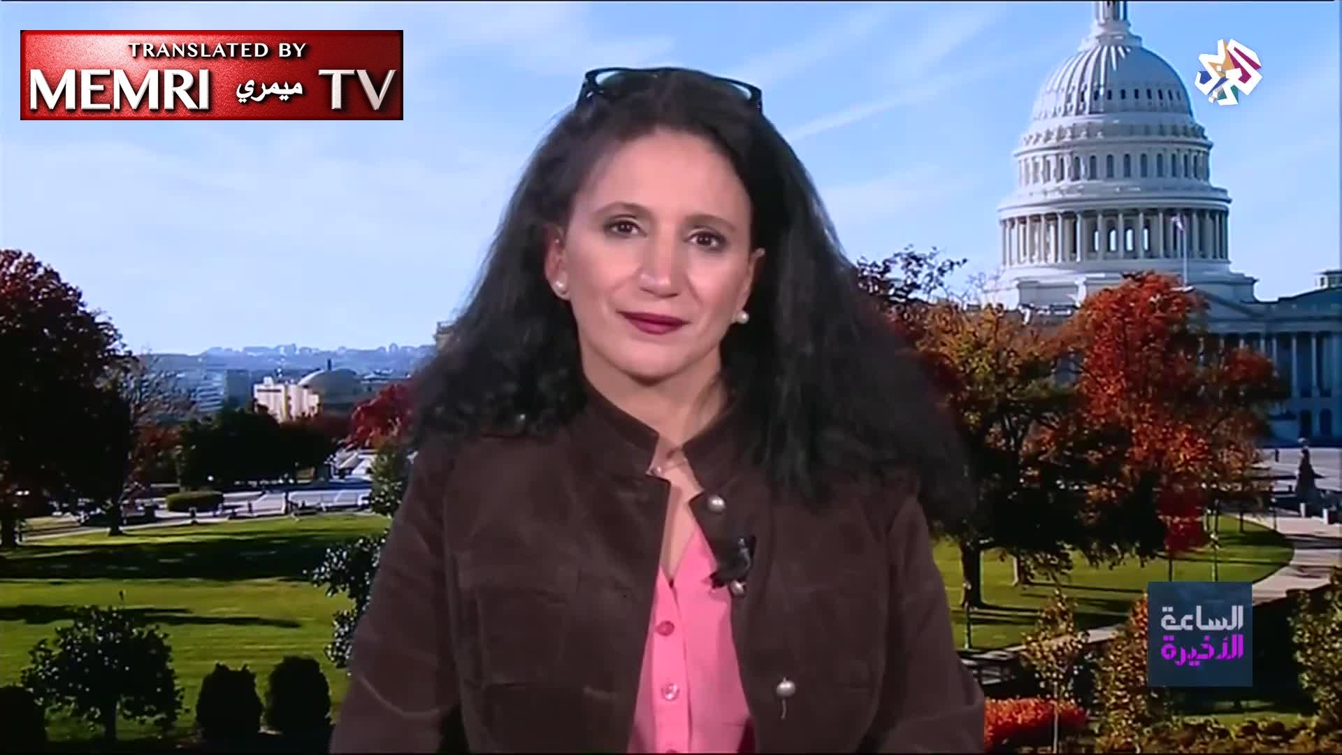 D.C. 'Professor' Abeer Kayed: Pittsburgh Synagogue Attack Not a Hate Crime; Trump Responsible; Media, Zionist Lobby Distort It; It Is As If the Jews Get Credit for the Existence of the U.S.