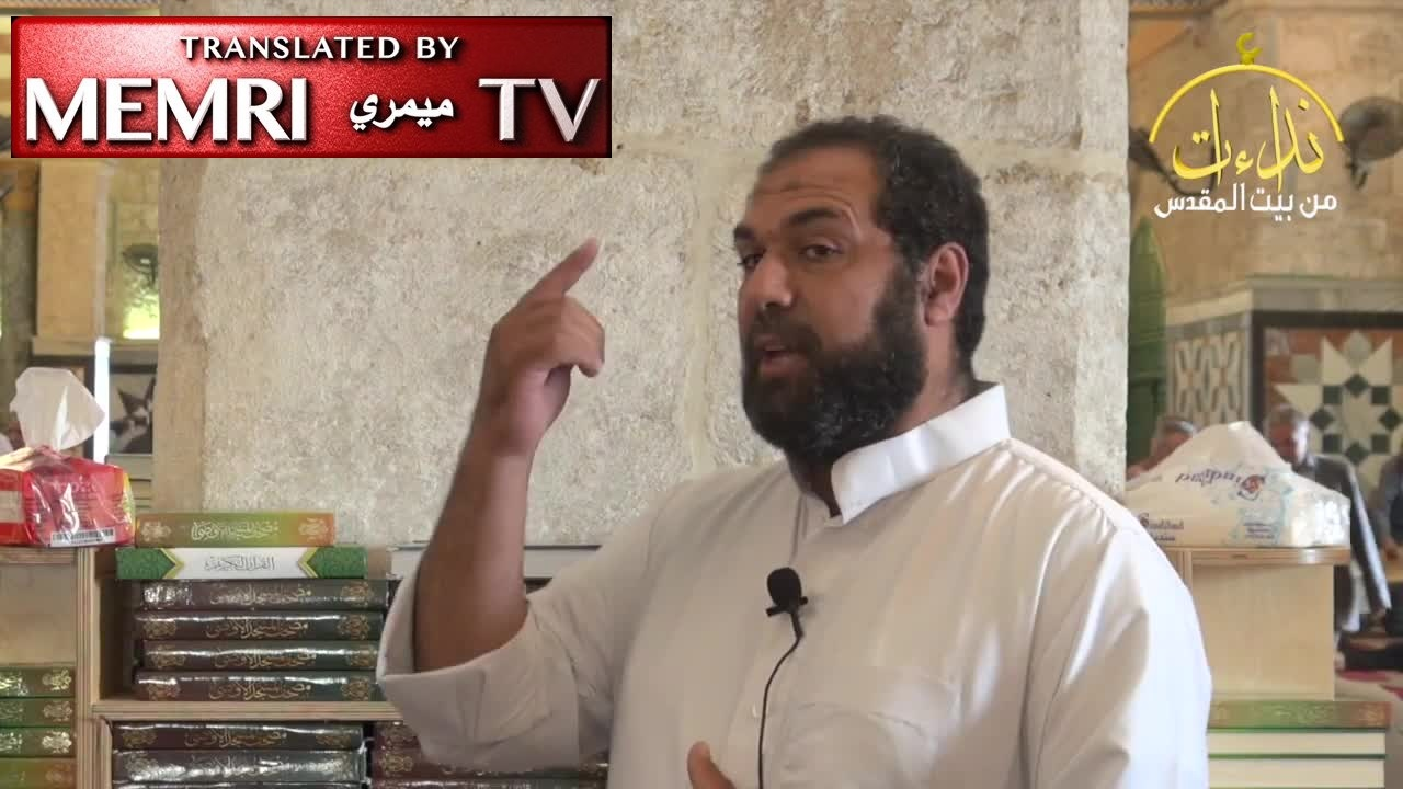 Al-Aqsa Mosque Address by Sheikh Abu Mus'ab Al-Hadra:  Saudis Cannot Even Carry Out an Assassination Professionally