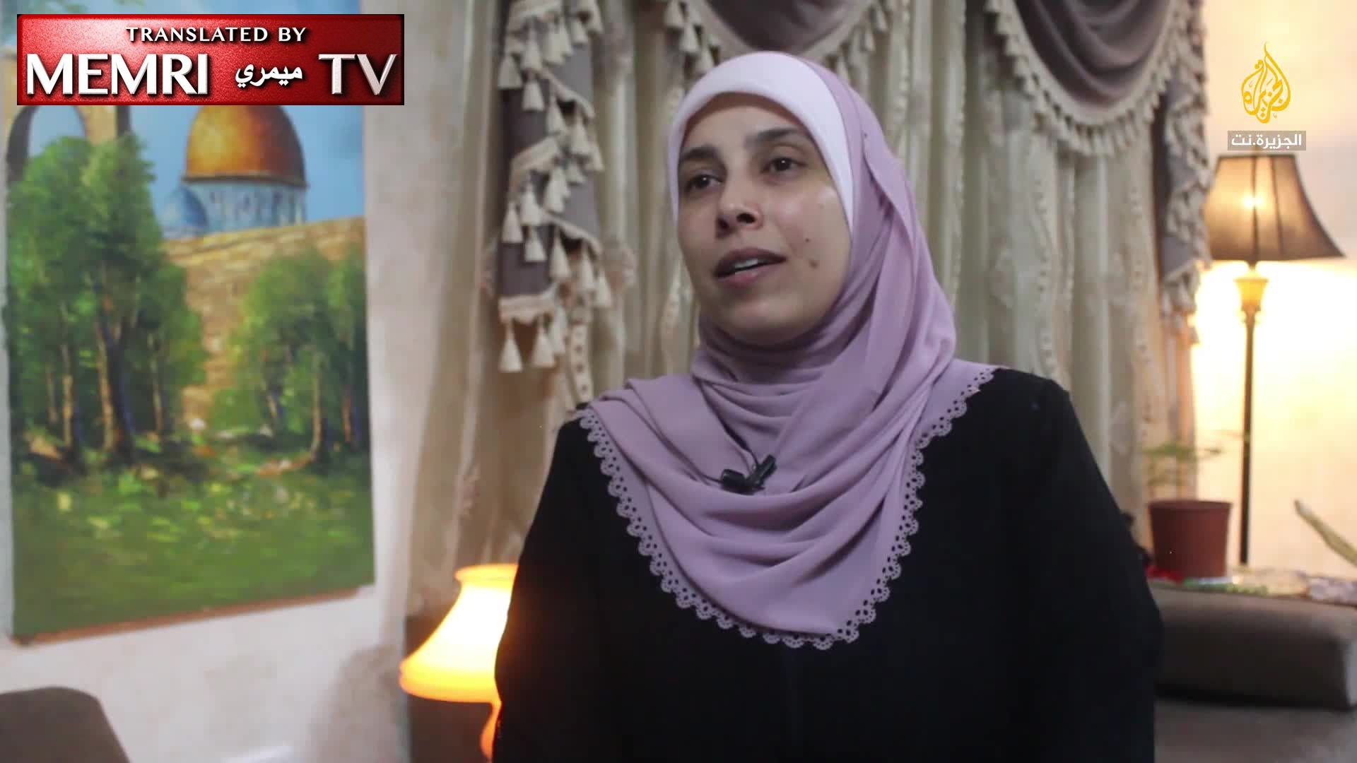 Released Palestinian Terrorist Ahlam Tamimi, Who Is on FBI Most Wanted List: Being in Jordan Gives Me Strength Because No Extradition Agreement With U.S.