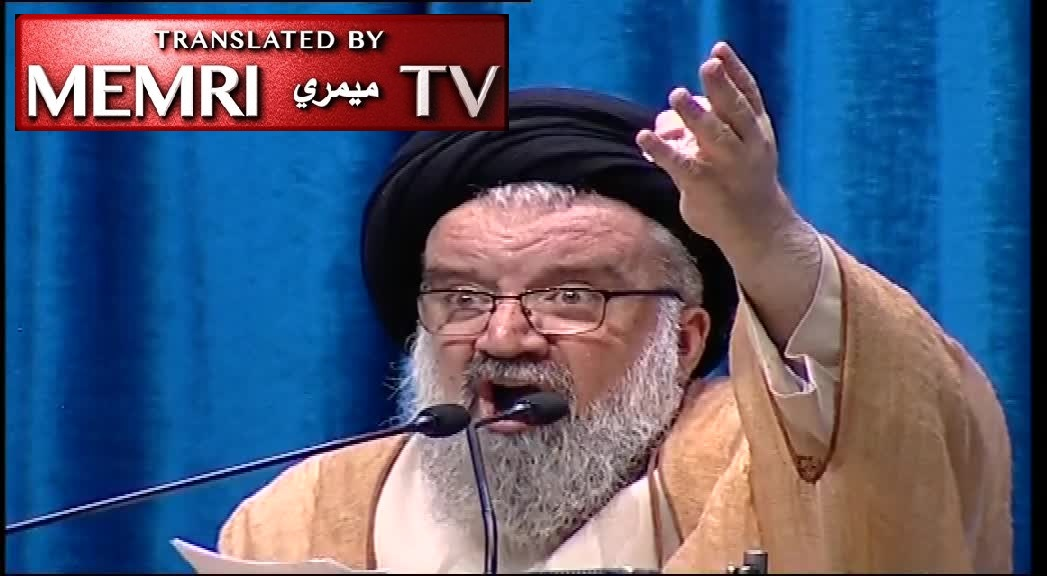 Tehran Friday Sermon by Ayatollah Khatami: We Will Hold the Nigerian Government Responsible for the Fate of Sheikh Ibrahim Zakzaky