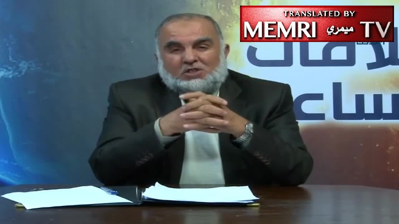 Former Jordanian MP Muhammad Tu'mah Al-Qudah: America's Homosexuals Rule the World; 92% of Them Commit Suicide Due to Mental Illness; We Pray More of Them Kill Themselves