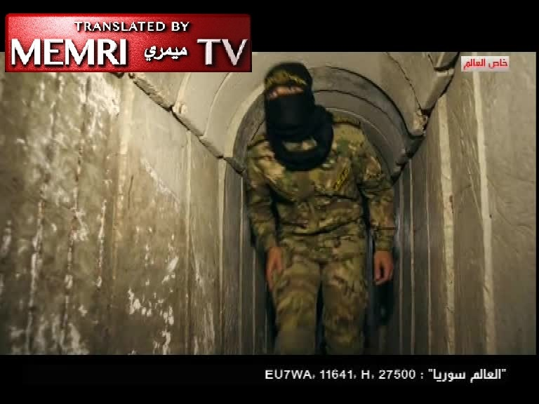 Palestinian Islamic Jihad Showcases Military Capabilities on Iranian TV: It Is Our Natural Right to Capture Israeli Soldiers; We Have Rockets, New Tunnels