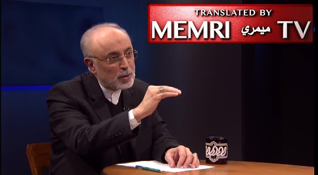 Iran's Nuclear Chief Salehi: We Had Secretly Purchased Replacements for Nuclear Equipment That the JCPOA Had Required Us to Destroy; Yellowcake Production Facilities are Operational; We Are Advancing in Nuclear Propulsion
